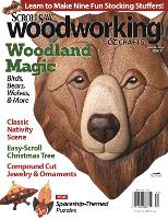 Scroll Saw Woodworking & Crafts Issue 81