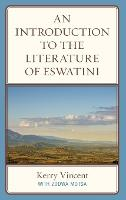 An Introduction to the Literature of eSwatini (Hardback)