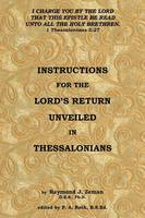 Instructions for the Lord's Return Unveiled in Thessalonians
