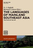 Languages of Mainland Southeast Asia: The State of the Art - Pacific Linguistics [PL]