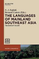 Languages of Mainland Southeast Asia: The State of the Art - Pacific Linguistics [PL] (Paperback)