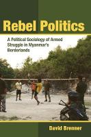 Rebel Politics: A Political Sociology of Armed Struggle in Myanmar's Borderlands (Hardback)