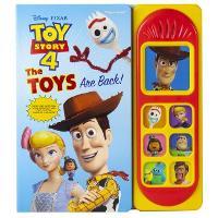 Toy Story 4 Little Sound Book (Hardback)