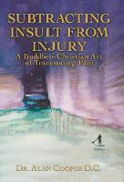 Subtracting Insult from Injury: A Buddheo-Christian Art of Transmuting Pain (Hardback)