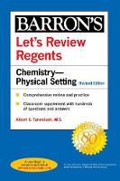 Let's Review Regents: Chemistry--Physical Setting Revised Edition - Barron's Regents NY (Paperback)
