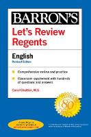 Let's Review Regents: English Revised Edition - Barron's Regents NY (Paperback)