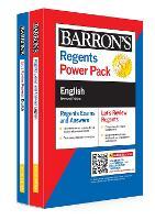 Regents English Power Pack Revised Edition - Barron's Regents NY (Paperback)