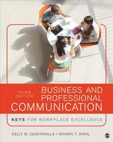 Business and Professional Communication: KEYS for Workplace Excellence (Paperback)