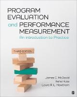 Program Evaluation and Performance Measurement: An Introduction to Practice (Paperback)