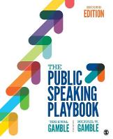 The Public Speaking Playbook (Spiral bound)