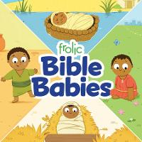 Frolic Bible Babies - Frolic Fist Faith (Board book)