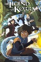 Legend Of Korra, The: Turf Wars Part One (Paperback)