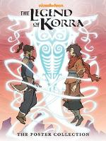 Legend Of Korra, The -the Poster Collection (Hardback)