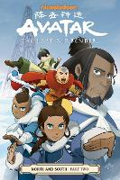 Avatar: The Last Airbender - North And South Part Two (Paperback)