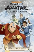 Avatar: The Last Airbender--North and South Part Three - Avatar: The Last Airbender: North and South 3 (Paperback)