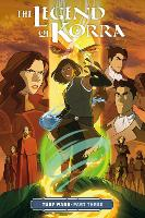 Legend Of Korra, The: Turf Wars Part 3 (Paperback)
