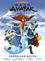 Avatar: The Last Airbender - North And South Library Edition (Hardback)
