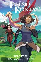 The Legend Of Korra: Turf Wars Library Edition (Hardback)