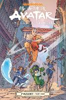 Avatar: The Last Airbender - Imbalance Part One (Paperback)