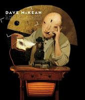 Dave Mckean: Short Films (blu-ray + Book) (Hardback)