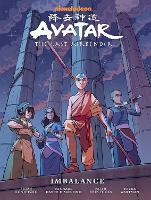 Avatar: The Last Airbender Imbalance - Library Edition (Hardback)