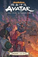 Avatar: The Last Airbender - Imbalance Part Three (Paperback)