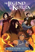 Legend Of Korra, The: Ruins Of The Empire Part One (Paperback)