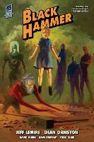 Black Hammer Library Edition Volume 1 (Hardback)