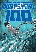 Mob Psycho 100 Volume 4 (Paperback)