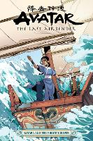 Avatar: The Last Airbender - Katara And The Pirate's Silver (Paperback)