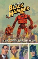 The World Of Black Hammer Library Edition Volume 2 (Hardback)