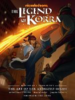 Legend Of Korra, The: The Art Of The Animated Series Book One: Air (second Edition) (Hardback)