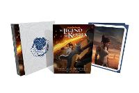 The Legend Of Korra: The Art Of The Animated Series--book One: Air Deluxe Edition (second Edition) (Hardback)