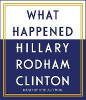 What Happened (CD-Audio)
