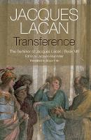 Transference: The Seminar of Jacques Lacan, Book VIII (Paperback)