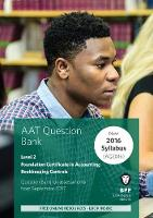 AAT Bookkeeping Controls: Question Bank (Paperback)