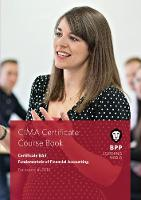 CIMA BA3 Fundamentals of Financial Accounting: Coursebook (Paperback)