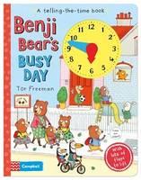 Benji Bear's Busy Day (Board book)