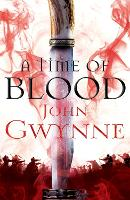 A Time of Blood - Of Blood and Bone (Paperback)