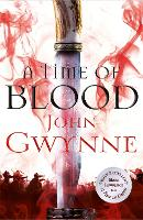 A Time of Blood - Of Blood and Bone (Hardback)