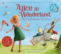 Alice in Wonderland: The Mad Hatter's Tea Party (Book)