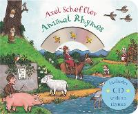 Mother Goose's Animal Rhymes: Book and CD Pack - Mother Goose's Rhymes (Book)
