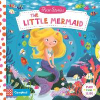 The Little Mermaid - Campbell First Stories (Board book)