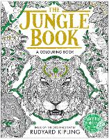 The Jungle Book Colouring Book - Macmillan Classic Colouring Books (Paperback)