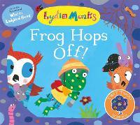 Frog Hops Off! - Twit Twoo School (Paperback)