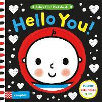 Hello You! - Baby's First Peekabook (Board book)