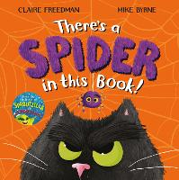 There's A Spider In This Book (Paperback)
