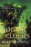 God of Clocks - Deepgate Codex (Paperback)