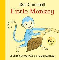 Little Monkey! (Board book)