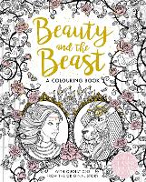 The Beauty and the Beast Colouring Book - Macmillan Classic Colouring Books (Paperback)